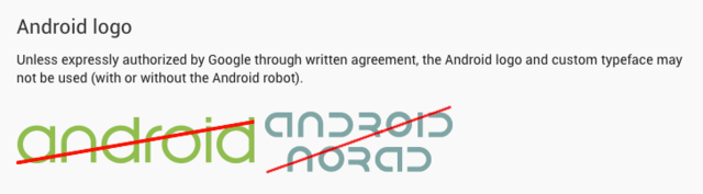 Logo Guideline - Android
