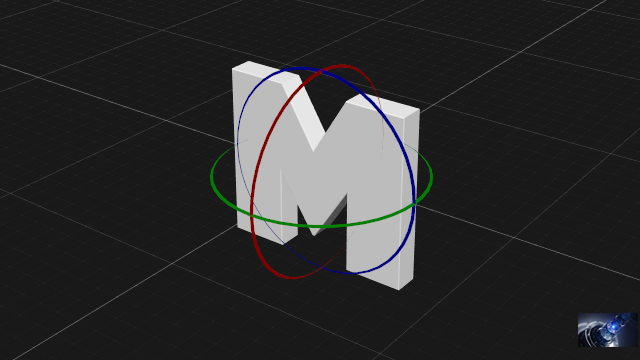 Element3D:EXTRUDE「M」