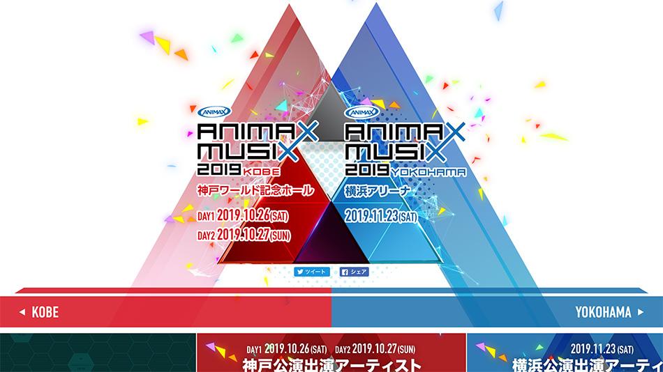 スクリーンショット(PC):ANIMAX MUSIX