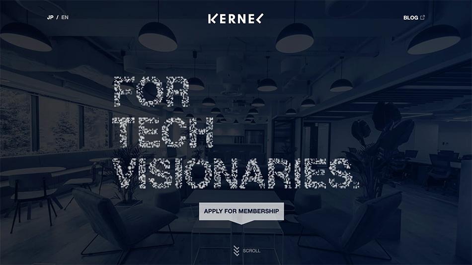 スクリーンショット(PC):KERNEL